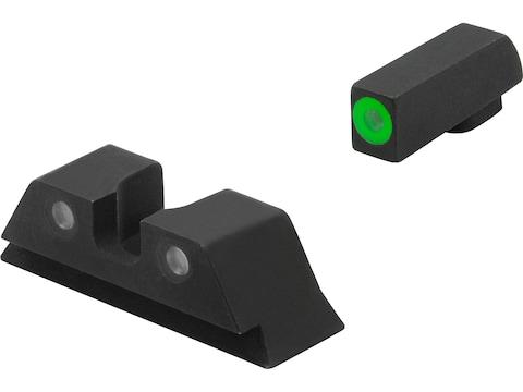 Meprolight Hyper-Bright Night Sight Set Sig P225, P226, P228, P239 9mm, 357 Sig Steel M...