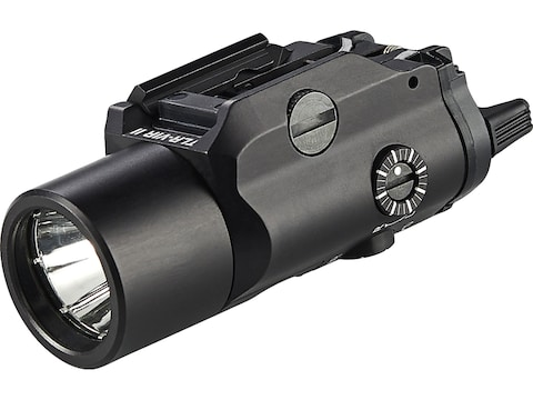 Streamlight TLR-VIR II Weapon Light LED with IR with CR123A Battery Aluminum