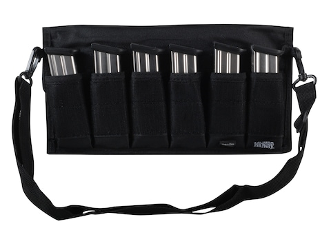 MidwayUSA 6 Magazine Pouch Double Stack Pistol