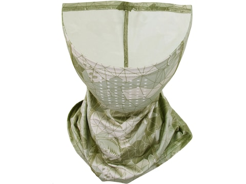 AFTCO Men's Bass Sun Mask Polyester Army