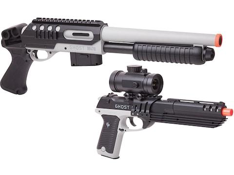 Game Face Ghost Eraser Airsoft Shotgun & Pistol Kit