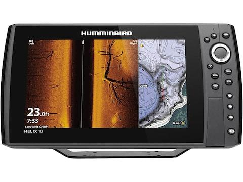 Humminbird Helix CHIRP MEGA SI+ GPS G4N CHO Fish Finder