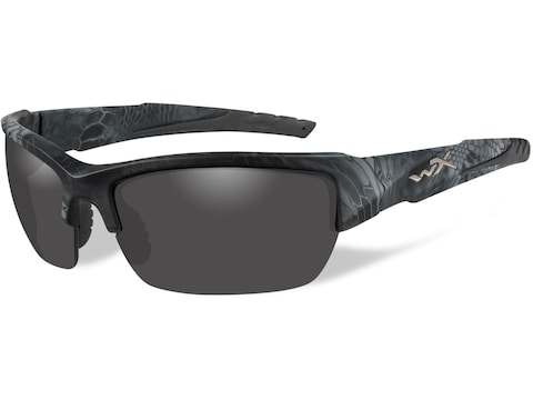 Wiley X Black Ops WX Valor Changeable Series Safety Sunglasses