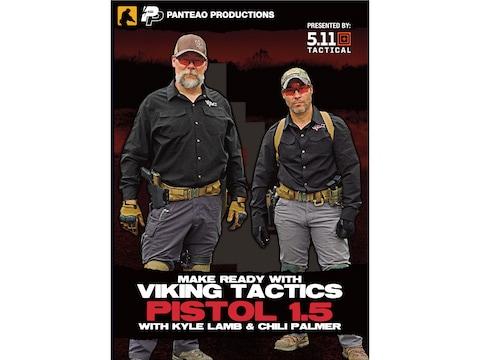 "Panteao ""Make Ready with Viking Tactics: Pistol 1.5"" DVD"