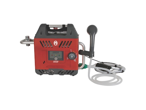 Coleman H2Oasis Portable Propane Hot Water Heater Red