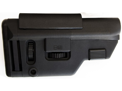 B5 Systems Collapsible Precision Stock Mil-Spec Diameter AR-10, LR-308 Carbine Polymer