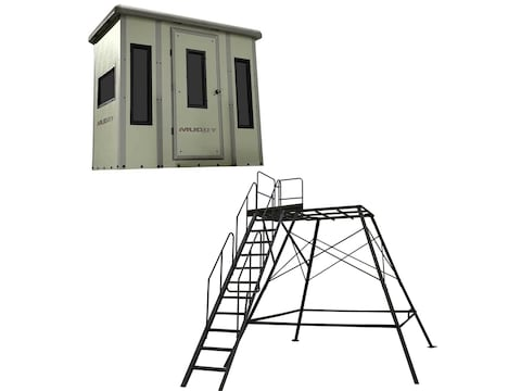 Muddy Outdoors Penthouse Box Blind