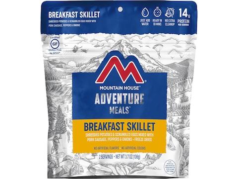 Mountain House Breakfast Skillet Gluten Free Freeze Dried Food 2 Serving