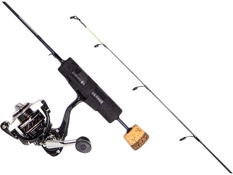 Frabill Ice Hunter Sniper Ice Fishing Rod Combo