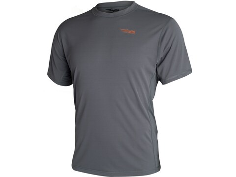 Sitka Gear Men's Redline Performance Short Sleeve Shirt Polyester