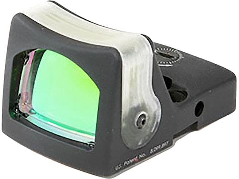 Trijicon RMR Reflex Red Dot Sight Dual-Illuminated 12.9 MOA Green Triangle Matte