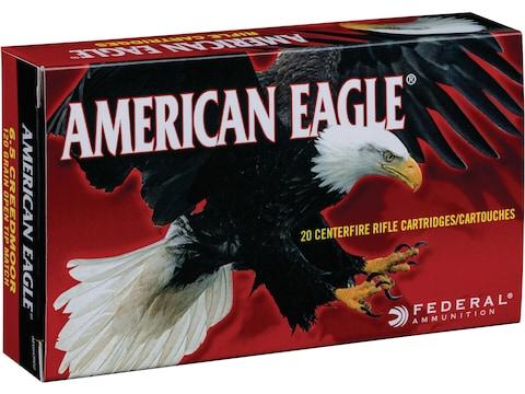 Federal American Eagle Ammunition 6.5 Creedmoor 120 Grain Open Tip Match