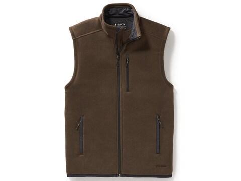 Filson Men's Ridgeway Fleece Vest Polyester