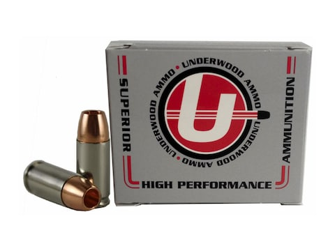 Underwood Ammunition 9mm Luger 70 Grain Lehigh Maximum Expansion HERO Lead-Free Box of 20