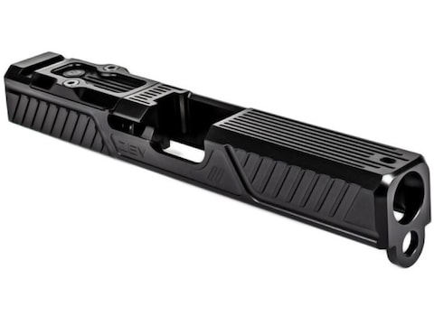 ZEV Technologies Citadel Slide with Trijicon RMR Cut Glock 19 Gen 3 Stainless Steel