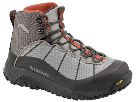 Simms Flyweight Vibram Wading Boots Synthetic Women's