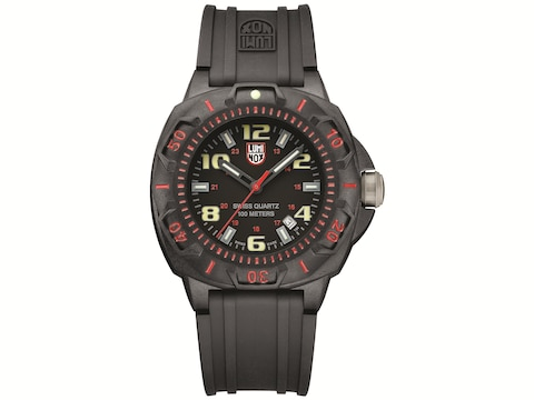 Luminox Sentry Series Polymer Case/Rubber Strap