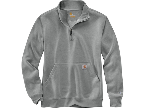 Carhartt Men's Force Relaxed Fit Midweight 1/4 Zip