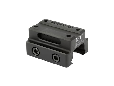 Midwest Industries Trijicon MRO Mount Picatinny-Style Matte