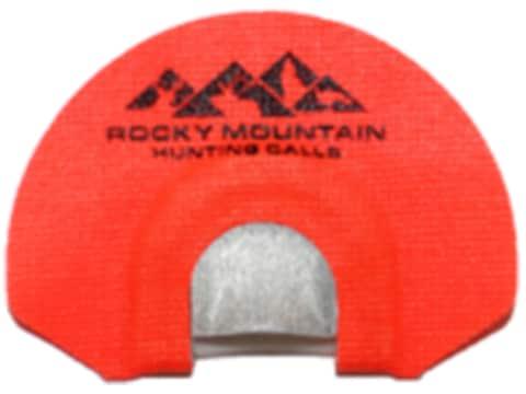 Rocky Mountain Hunting Calls Elk Camp Diaphragm Elk Call