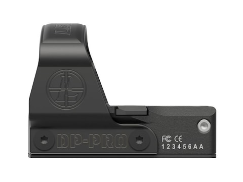 Leupold DeltaPoint Pro Red Dot Reflex Sight 2.5 MOA Dot Night Vision Compatible