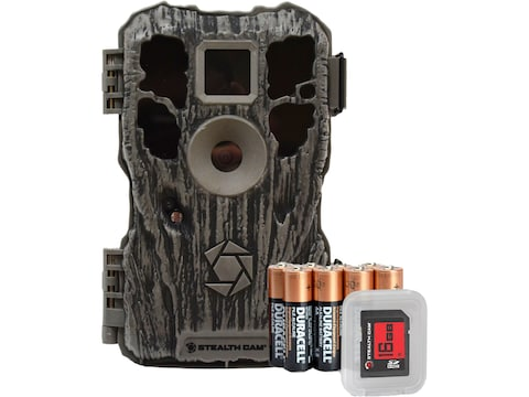 Stealth Cam PX24CMOK Trail Camera 24 MP