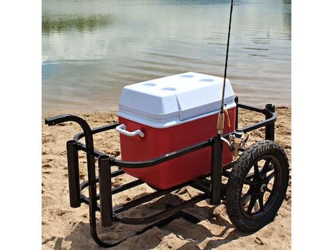 Rambo Bikes Fishing Cart Aluminum Black