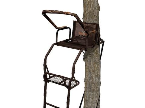 Big Game Warrior DXT 17' Ladder Treestand Steel