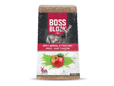 Boss Buck Boss Block Mineral Attractant Block 4lbs