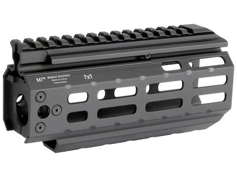 Midwest Industries Handguard CZ Scorpion EVO M-Lok Aluminum Black
