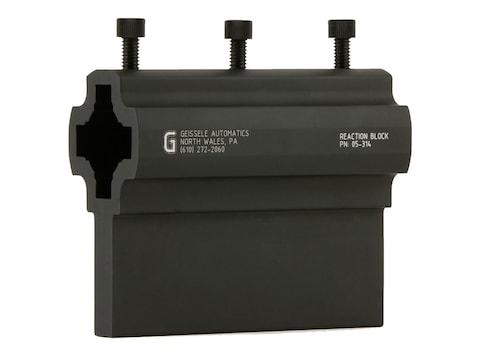 Geissele Reaction Block AR-15, LR-308 for Mil-Spec Buffer Tube Diameter