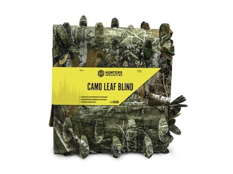 "Hunter's Specialties Leaf Blind 12' x 56"" Realtree Edge Camo"