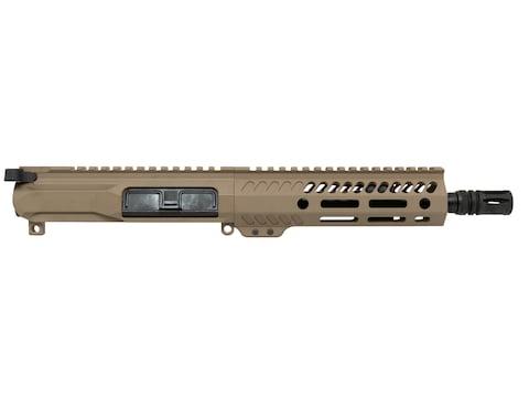 """AR-STONER AR-15 EV2 Billet Pistol Upper Receiver Assembly 300 AAC Blackout 8.5"""" Barrel ..."""