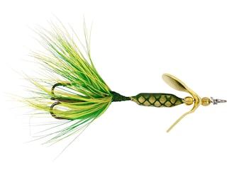 Worden's Rooster Tail 202 Inline Spinner 1/32oz Frog Bronze