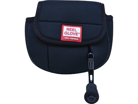 The Rod Glove Reel Glove Reel Cover Black