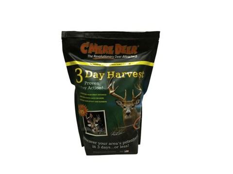 C'Mere Deer 3 Day Harvest Deer Attractant Granular 5.5 LB Bag