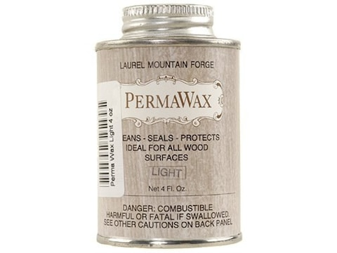 Laurel Mountain PermaWax Gunstock Wax 4 oz Liquid