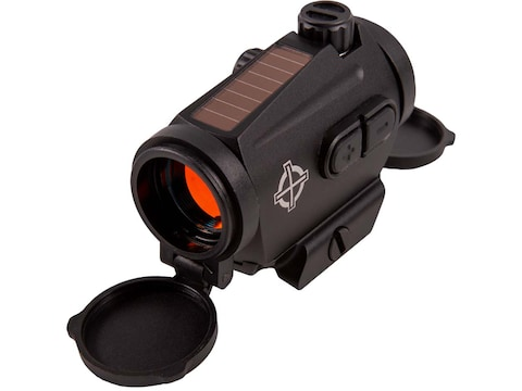 Sightmark Element Mini Solar Red Dot Sight 1x 22mm 3 MOA Dot with Low and Co-Witness Pi...
