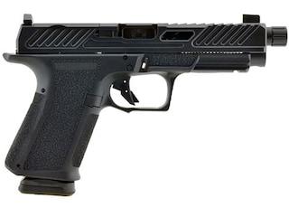 "Shadow Systems MR920L Elite Optic Cut Semi-Automatic Pistol 9mm Luger 5"" Barrel 15-Round Black"
