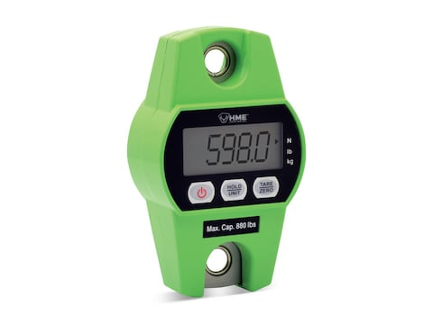 HME Mini Digital Crane Scale Green