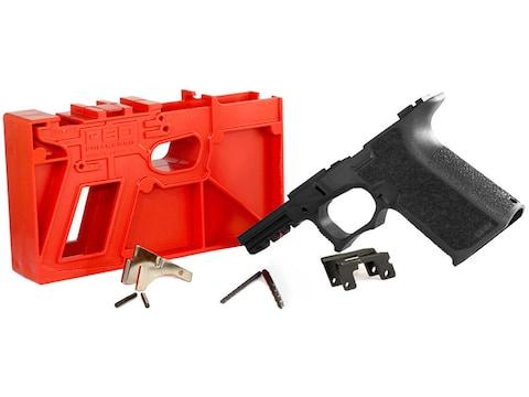 Polymer80 PF940Cv1 Compact 80% Pistol Frame Kit Glock 19, 23, 32 Polymer