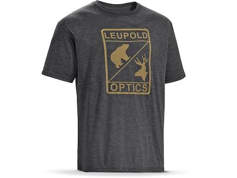Leupold Men's Leupold Optics Short Sleeve T-Shirt Cotton/Poly