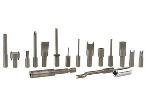 Wheeler 17-Piece Gunsmithing Screwdriver Upgrade Set