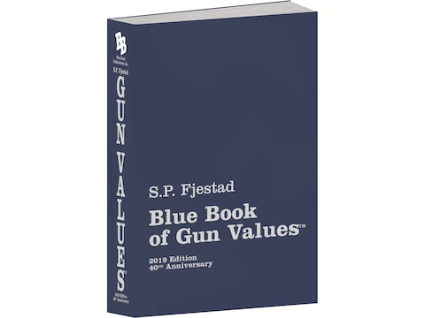 Blue Book of Gun Values 40th Edition by S.P. Fjestad