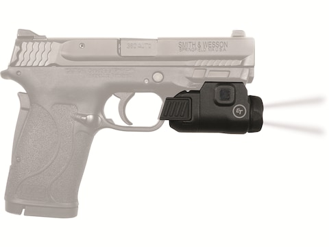 Crimson Trace CMR 209 Weapon Light LED with 1 CR2 Battery Polymer Black