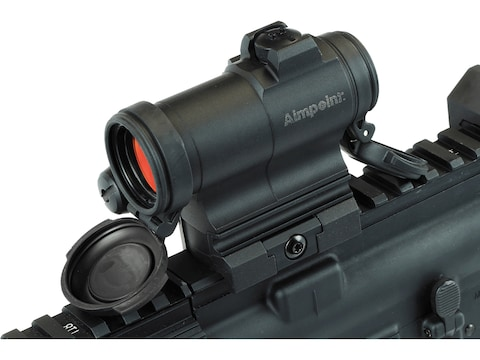 Aimpoint CompM5S Red Dot Sight 30mm Tube 1x 2 MOA Dot Picatinny-Style Mount with LRP 39...