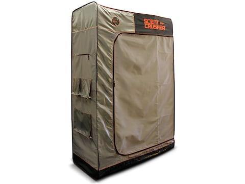 Scent Crusher The Locker with Halo Series Ozone Generator