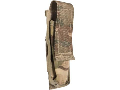 Military Surplus British Single Pistol Magazine Pouch Grade 2 MTP Camo