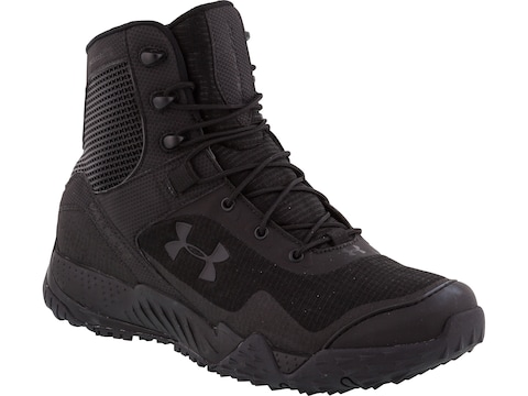 "Under Armour UA Valsetz RTS 7"" Tactical Boots Leather/Nylon Men's"