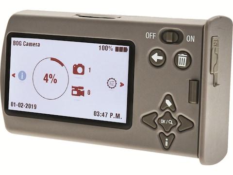 BOG Dominion Trail Camera Card Viewer & Menu Screen